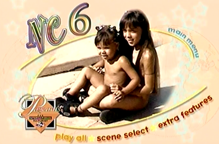 NC6 – Junior Miss Pageant 1999 Vol 1. Part 1 | Naturist ...